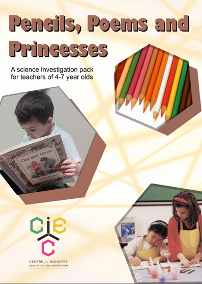 Pencils poems and princesses