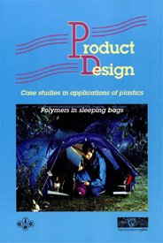 Product Design – polymers in sleeping bags