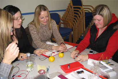 Bespoke teacher training
